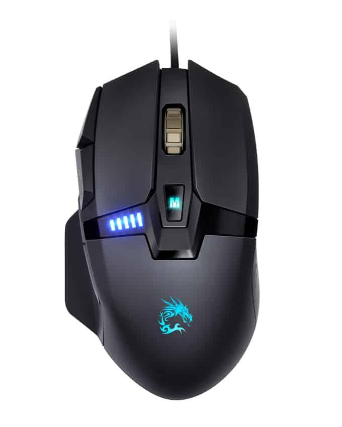 【LEXMA】有線電競滑鼠 G98
