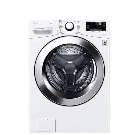 【LG 樂金】19公斤 滾筒洗衣機WD-S19VBW