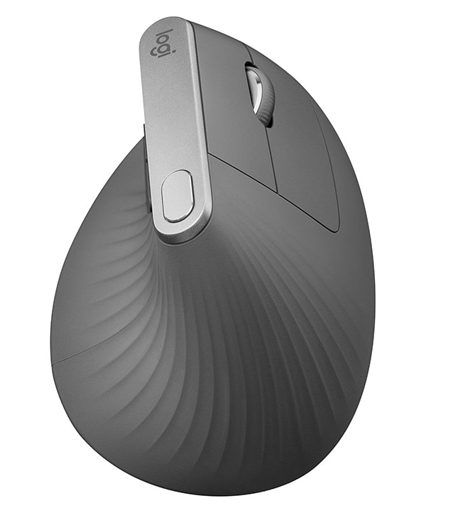 【Logitech 羅技】MX Vertical 垂直滑鼠