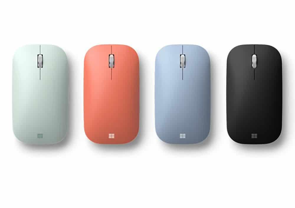 【Microsoft 微軟】時尚行動滑鼠 藍光 無線滑鼠