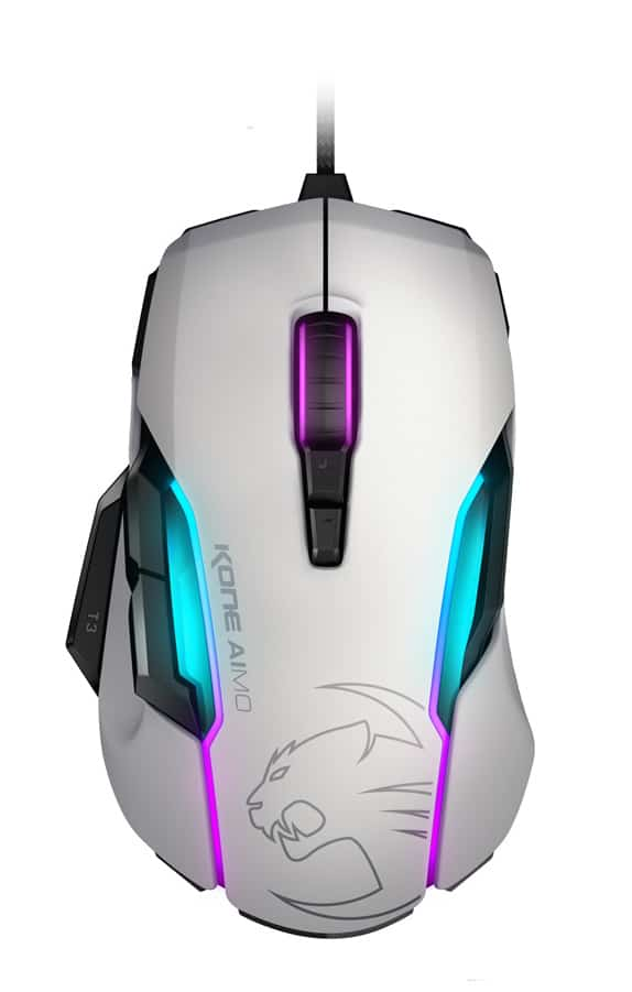 【ROCCAT】Kone-AIMO魔幻系列 艾摩版 RGBA電競滑鼠