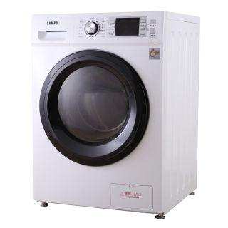 【SAMPO 聲寶】12KG 洗脫烘滾筒洗衣機 ES-MD120DH