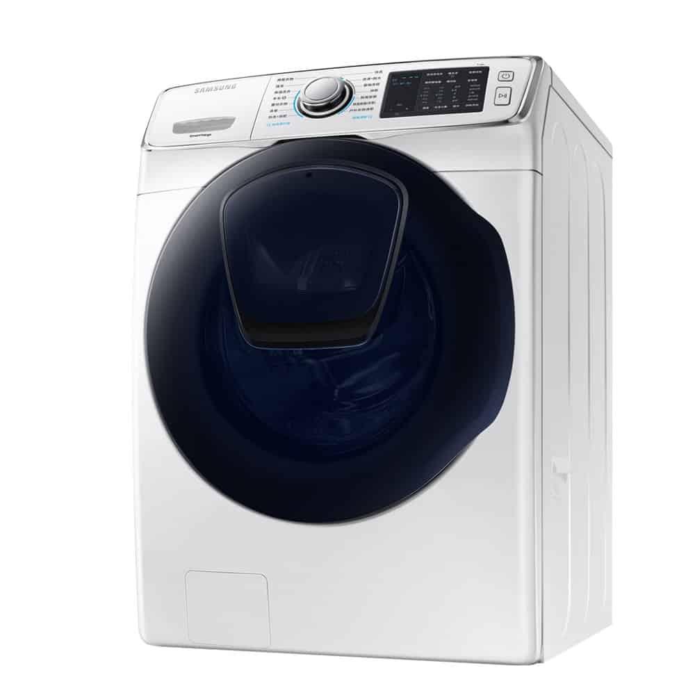 【SAMSUNG 三星】17KG滾筒洗衣機WF17N7510KW