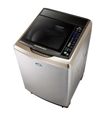 【SANLUX 台灣三洋】18Kg直立式洗衣機 SW-19DVGS