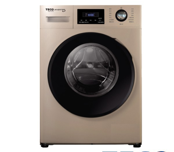 【TECO 東元】10公斤 洗脫滾筒洗衣機 WD1073G