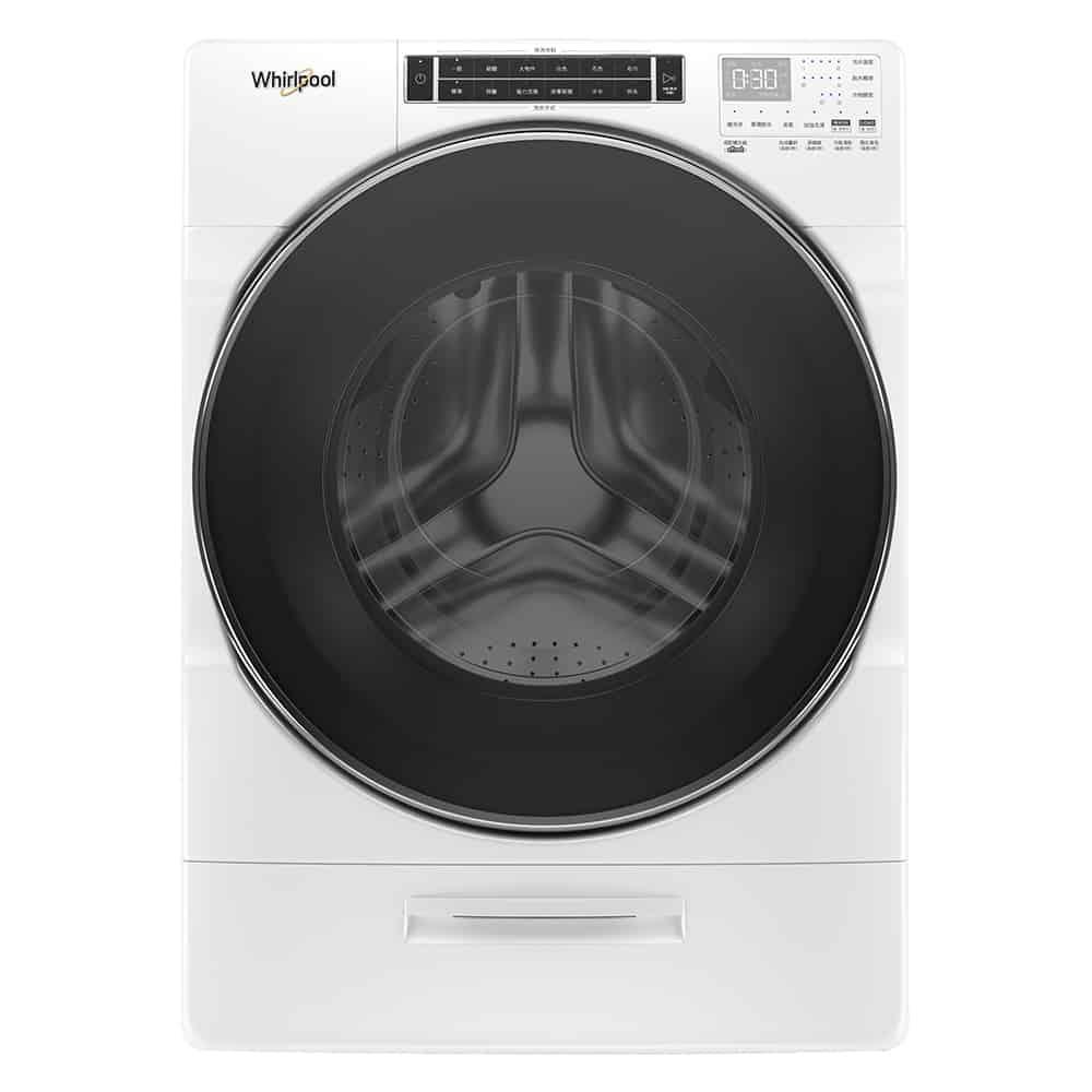 【Whirlpool 惠而浦】17公斤滾筒洗衣機 8TWFW8620HW
