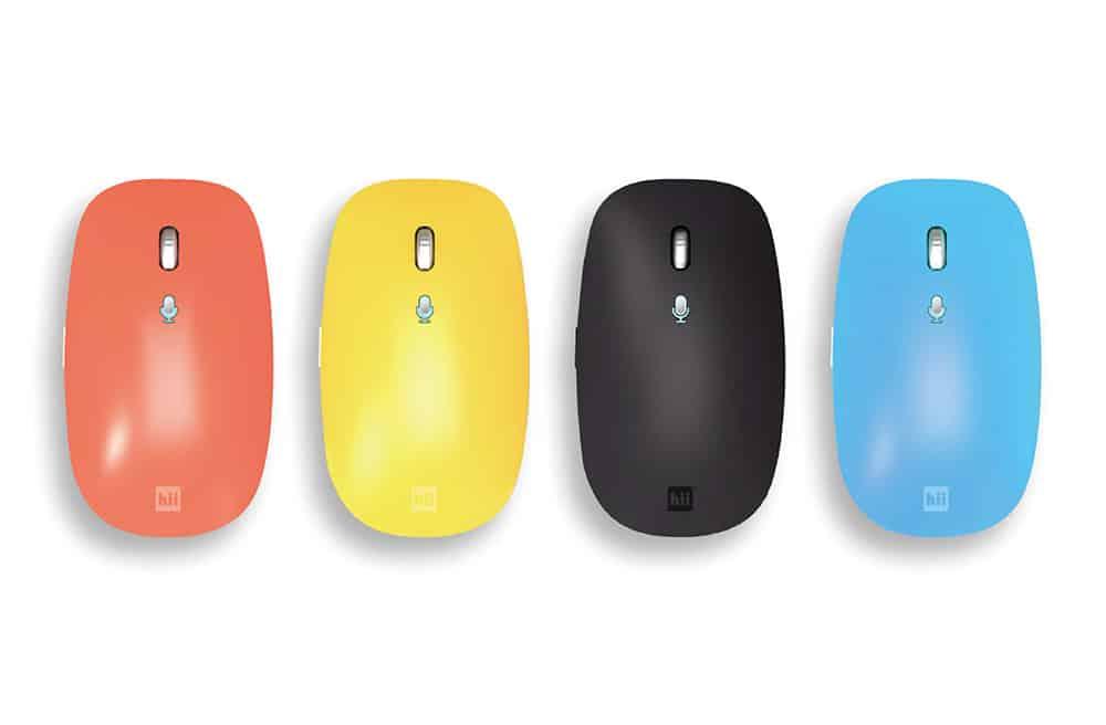 【hii】Mice 哈囉麥斯 AI智慧語音 無線滑鼠