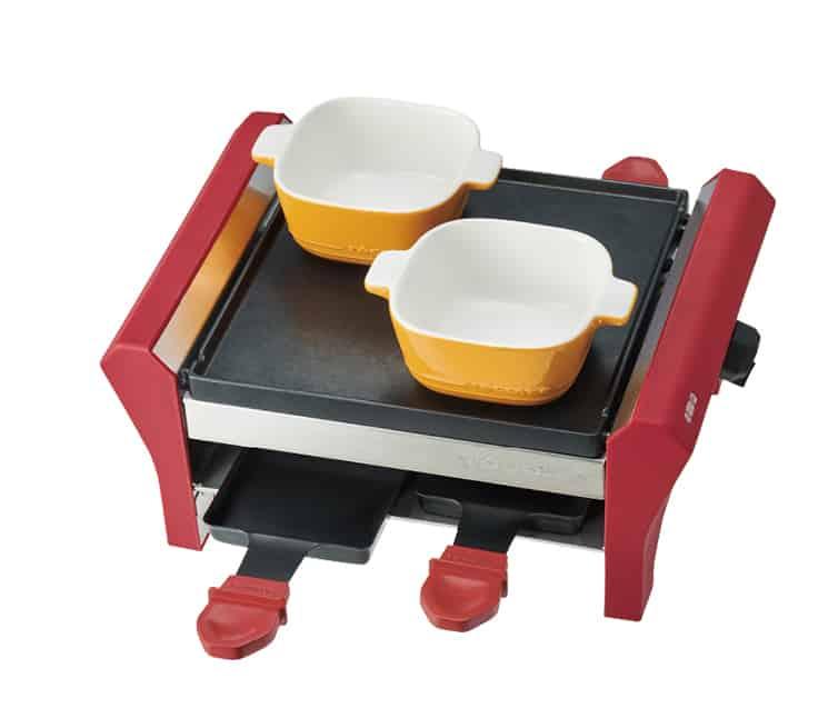 【recolte麗克特】電烤盤Grand Melt