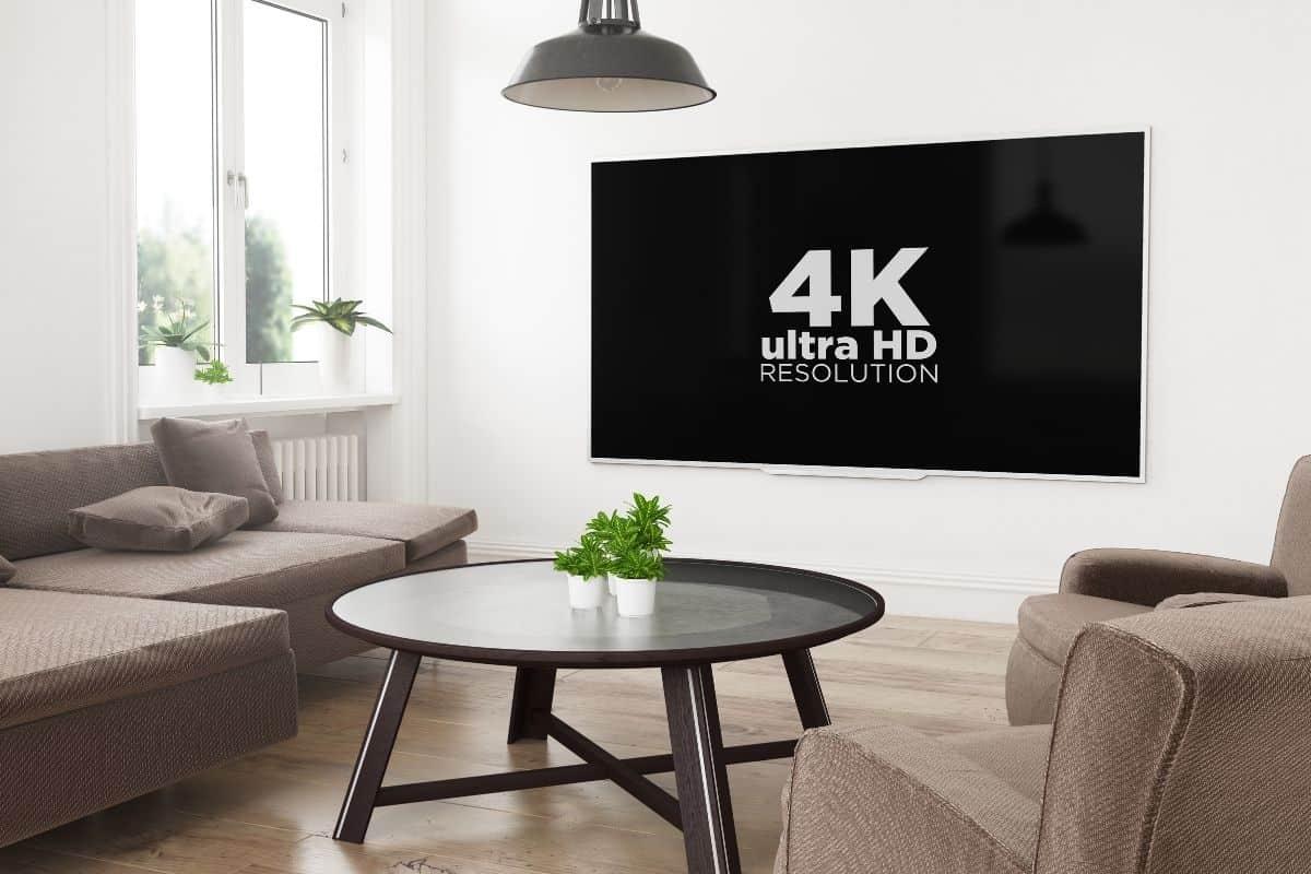 假 4k 電視是什麼