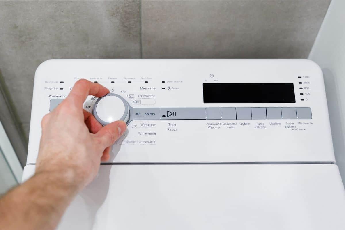 如何挑選直立式洗衣機