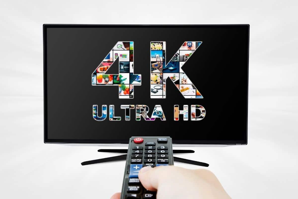 如何辨別真假 4K 電視?