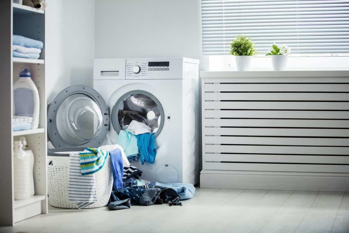 日常如何清洗洗衣機