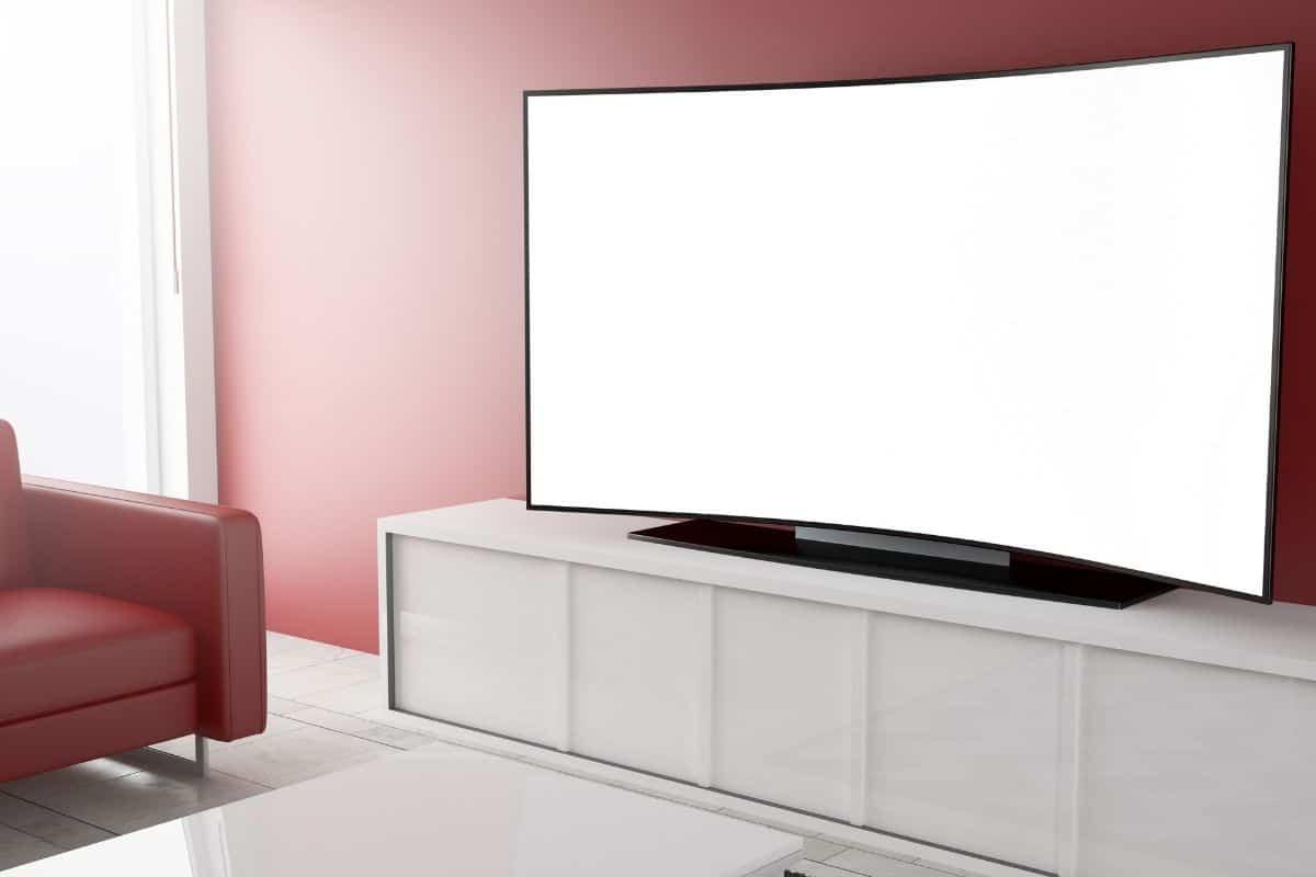 曲面電視是什麼