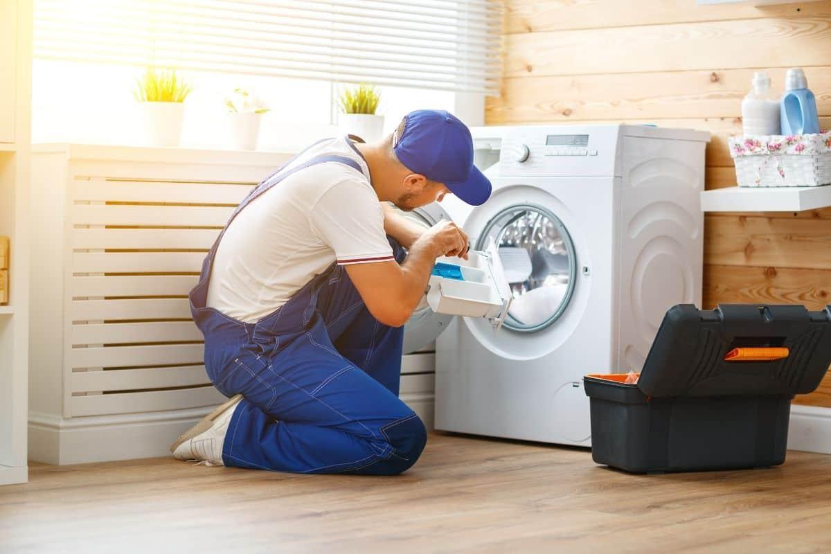 滾筒式洗衣機的保養要點