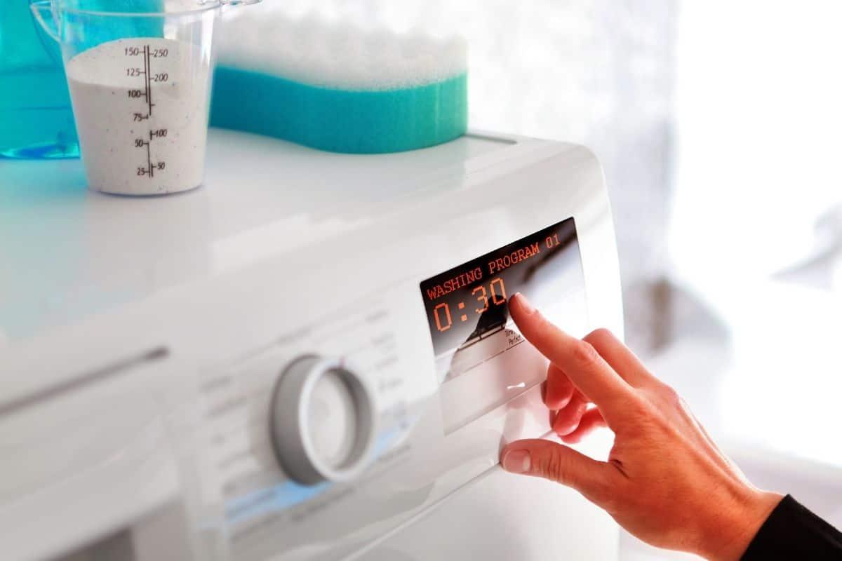 直立式洗衣機的保養要點