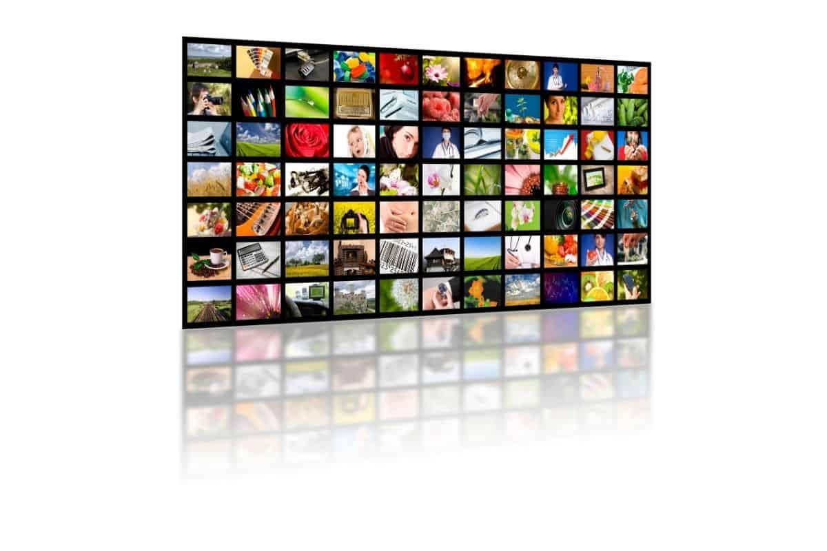 電視面板總類的總類