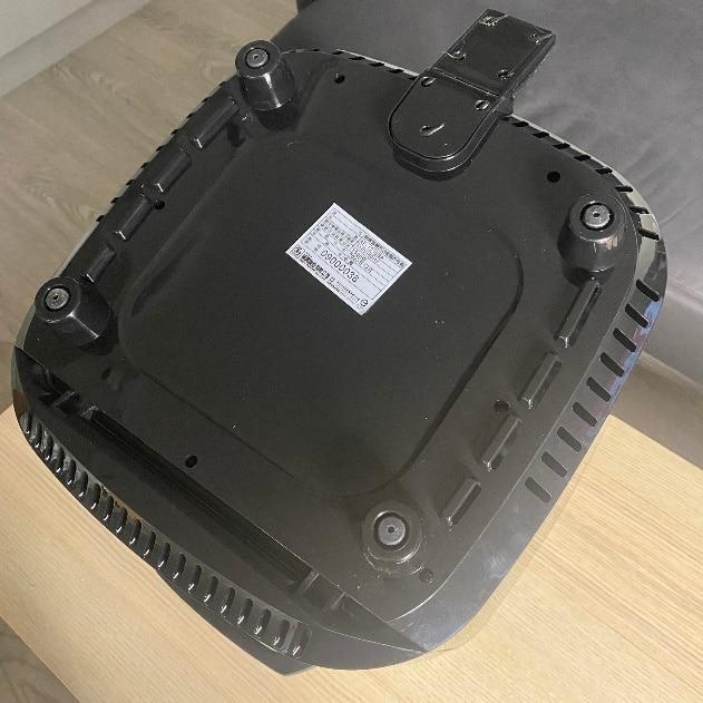 AF-1210BA 多功能氣炸烤箱-底部