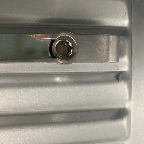AF-1210BA 多功能氣炸烤箱-烤叉安裝孔位