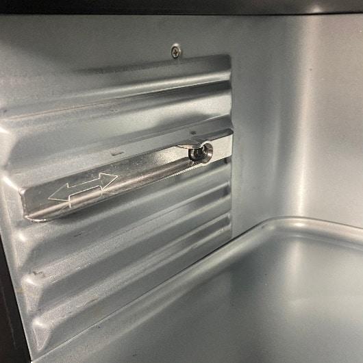 AF-1210BA 多功能氣炸烤箱-烤箱內部