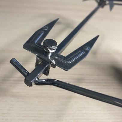 AF-1210BA 多功能氣炸烤箱-烤雞叉