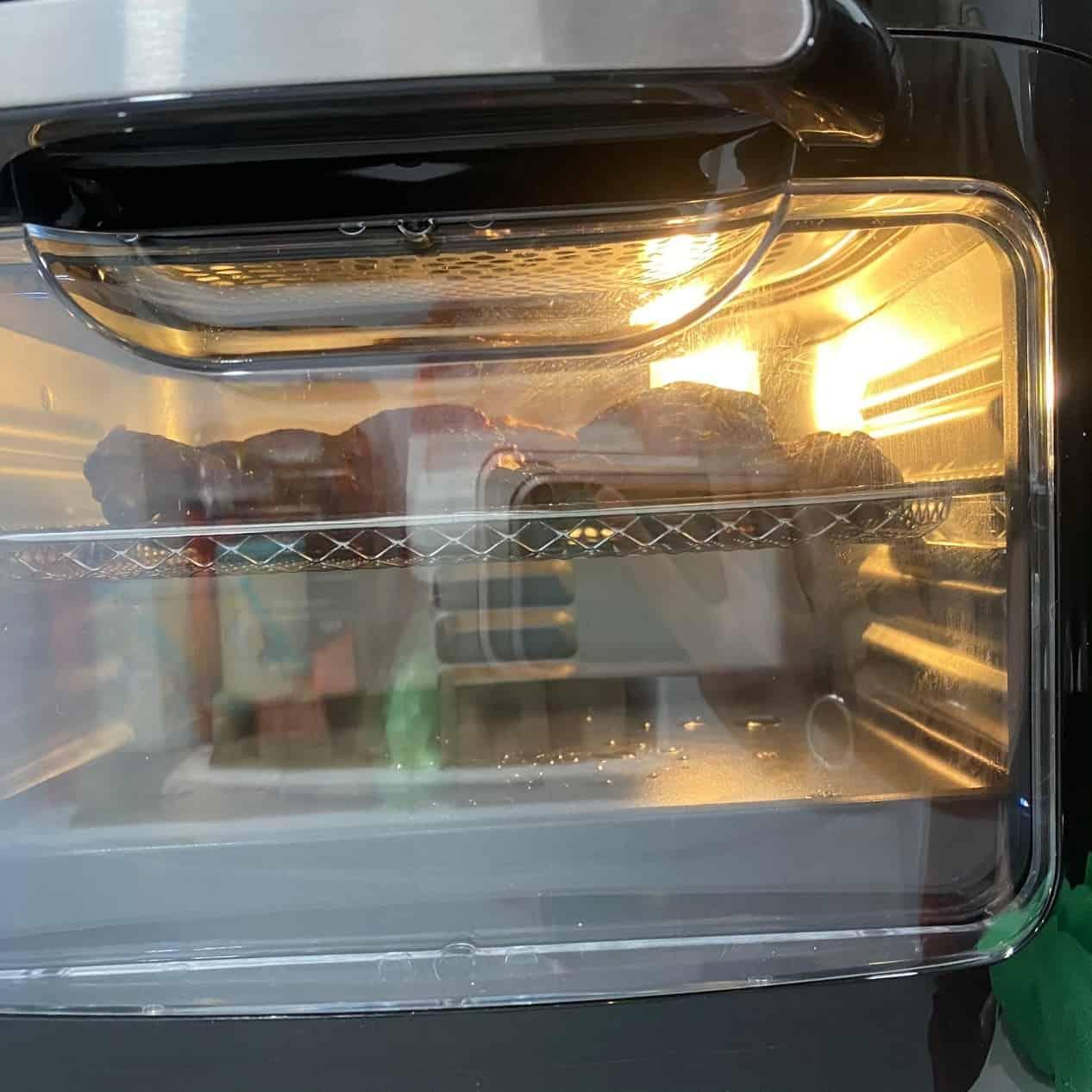 AF-1210BA 多功能氣炸烤箱-透明箱門