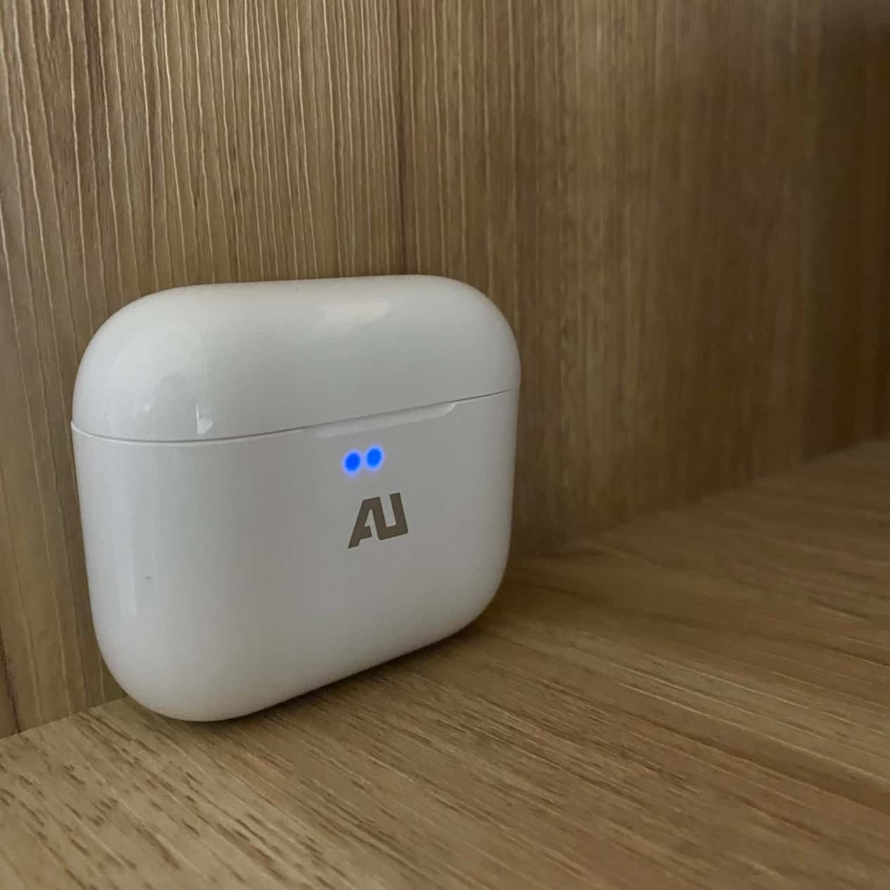 AU-stream真無線藍牙耳機-充電指示燈