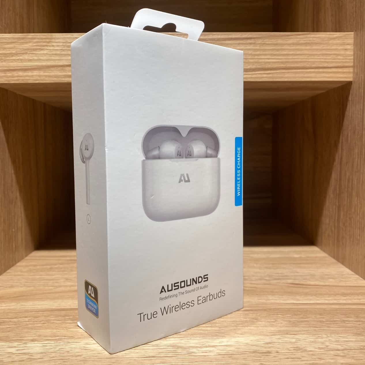 AU-stream真無線藍牙耳機-外箱