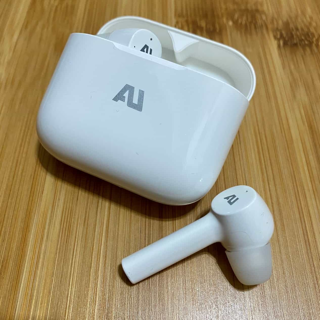 AU-stream真無線藍牙耳機-無縫切換單、雙耳模式