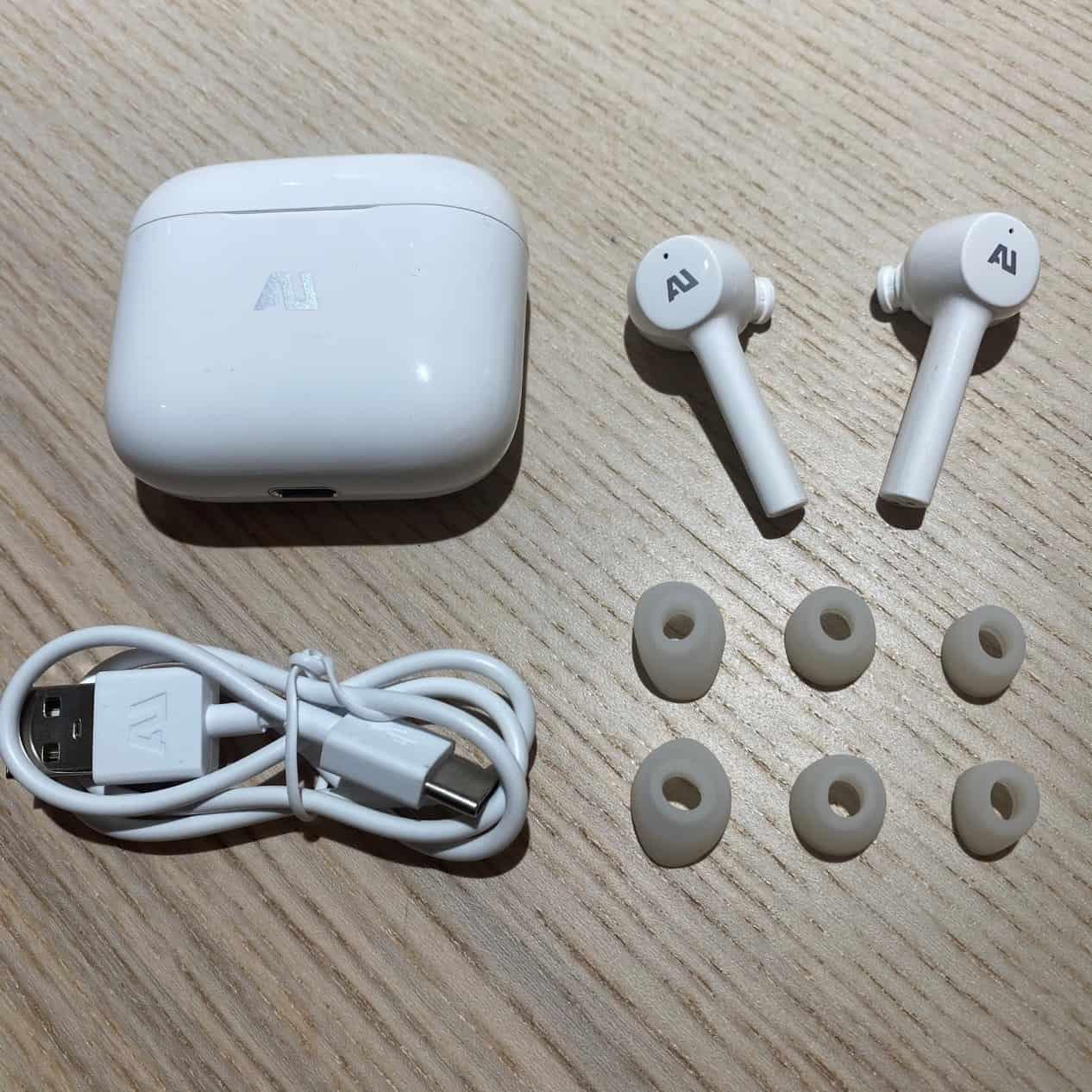 AU-stream真無線藍牙耳機-耳機配件