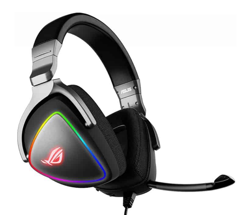 【ASUS 華碩】ROG Delta Gaming 電競耳機