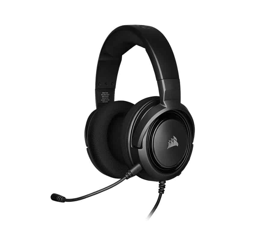 【CORSAIR 海盜船】HS35 Stereo 電競耳機