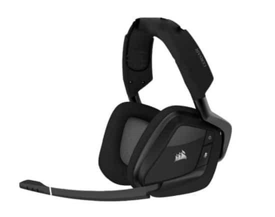【CORSAIR 海盜船】VOID RGB ELITE 無線電競耳機 麥克風