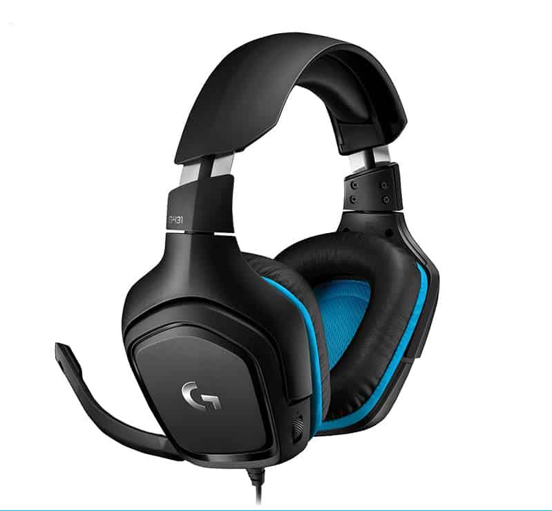 【Logitech G】G431 電競耳機