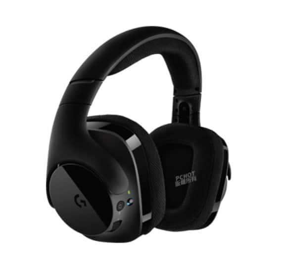 【Logitech G】G533 7.1 無線電競耳機 麥克風