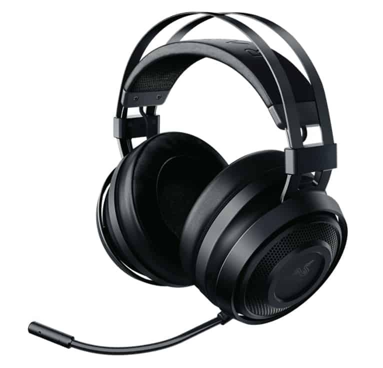 【Razer 雷蛇】Nari Essential 影鮫標準版 電競無線耳機 麥克風 RZ04-02690100-R3M1
