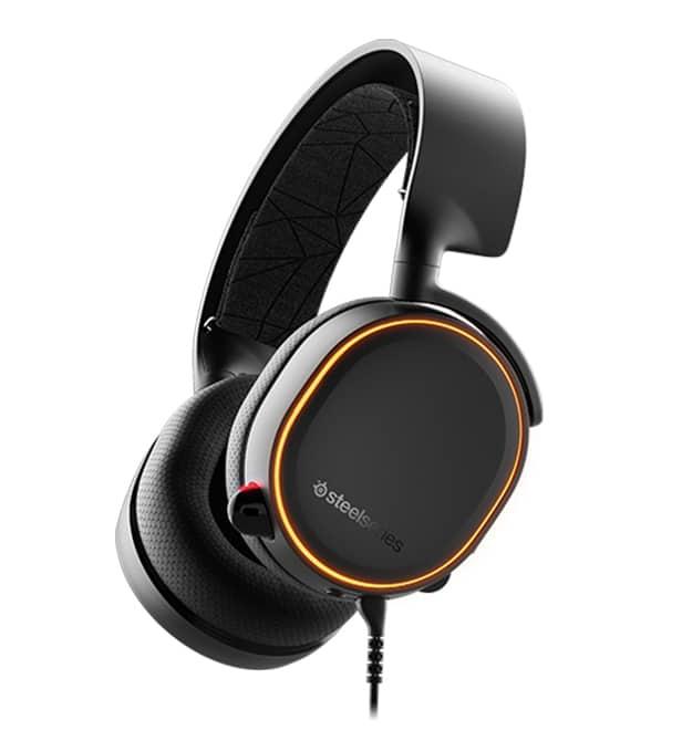 【Steelseries 賽睿】Arctis 5 Black 電競耳機