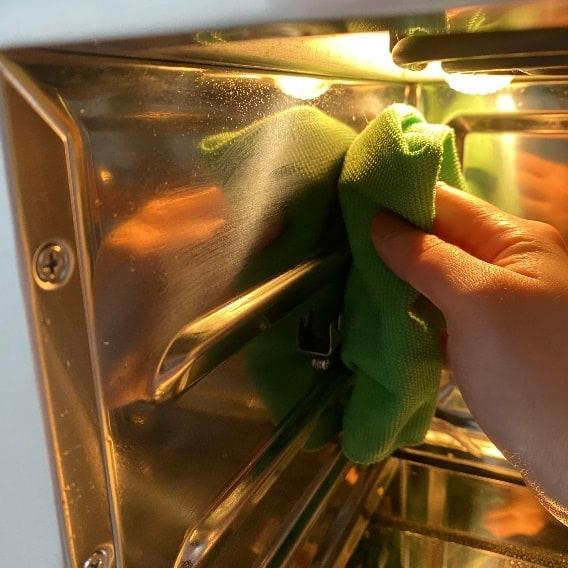 伊崎氣炸烤箱-方便清潔