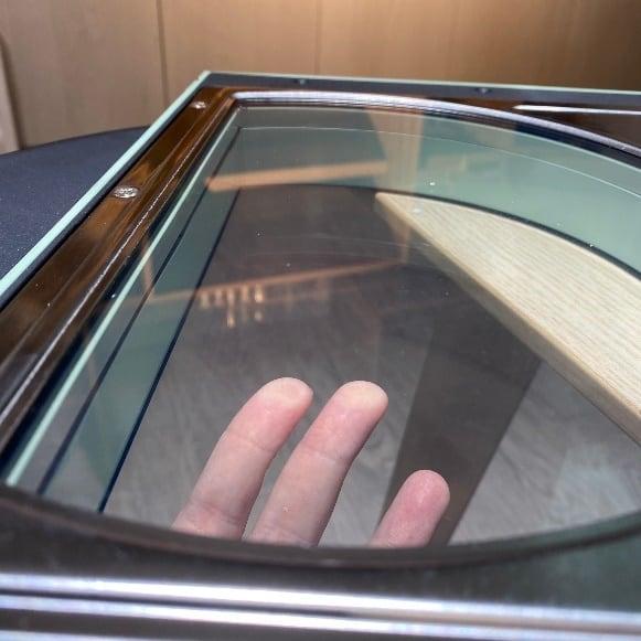 伊崎氣炸烤箱-透明玻璃