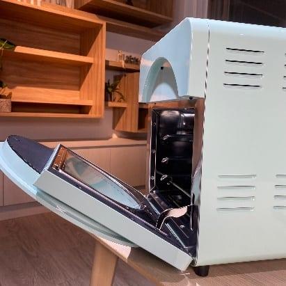 伊崎氣炸烤箱-開合烤箱