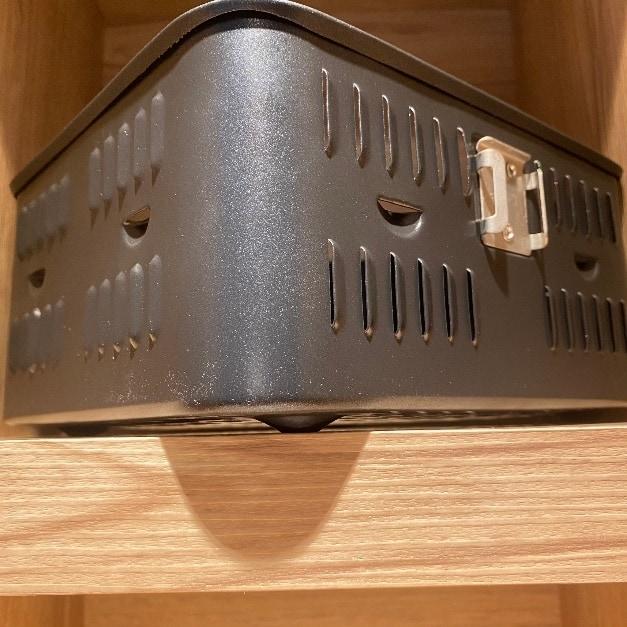 伊崎氣炸烤箱-魚鰓式通風設計