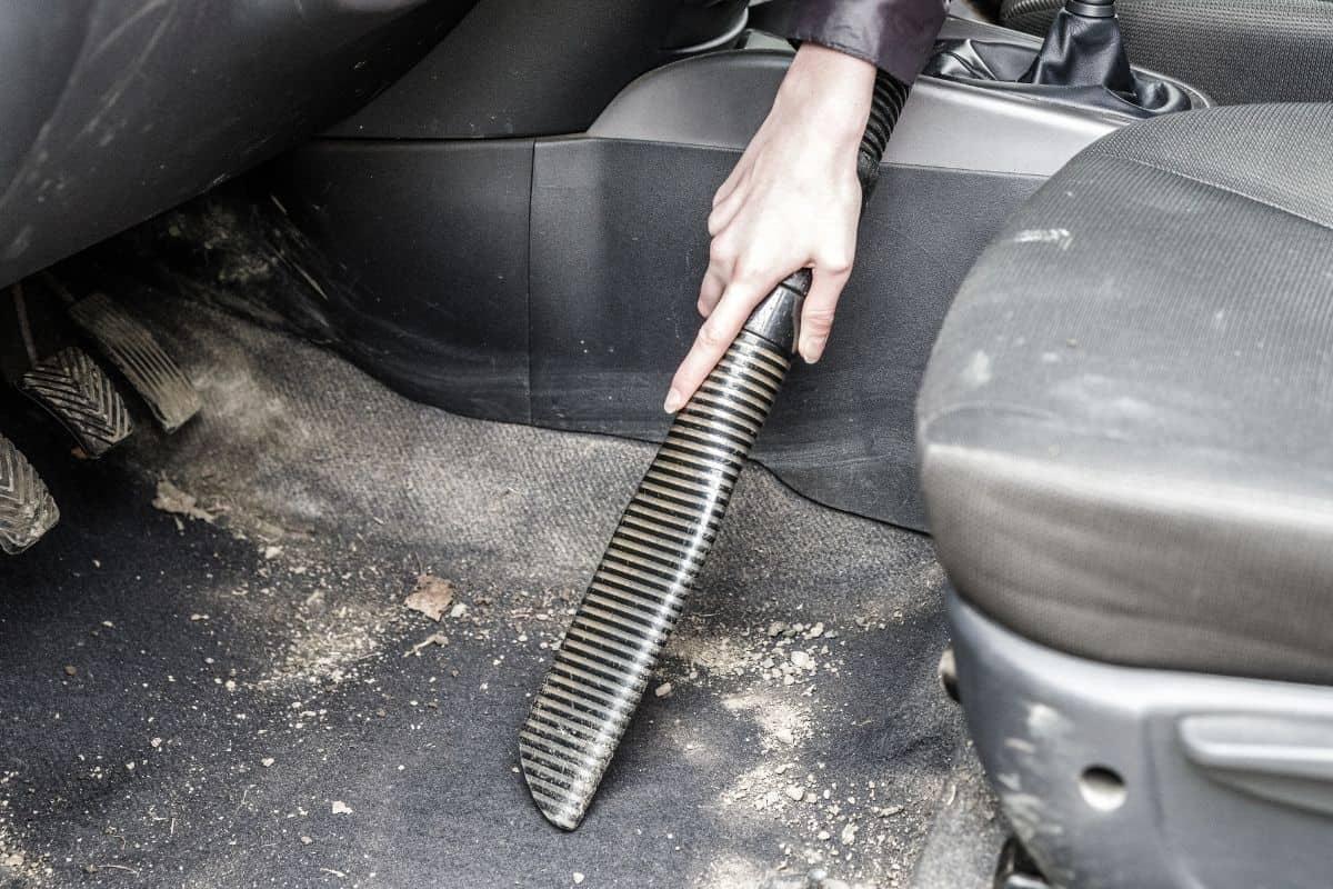 車用吸塵器使用注意事項