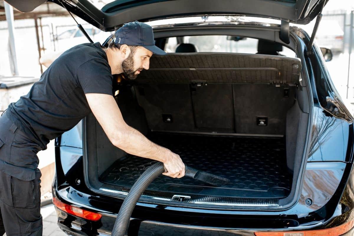 車用吸塵器優點