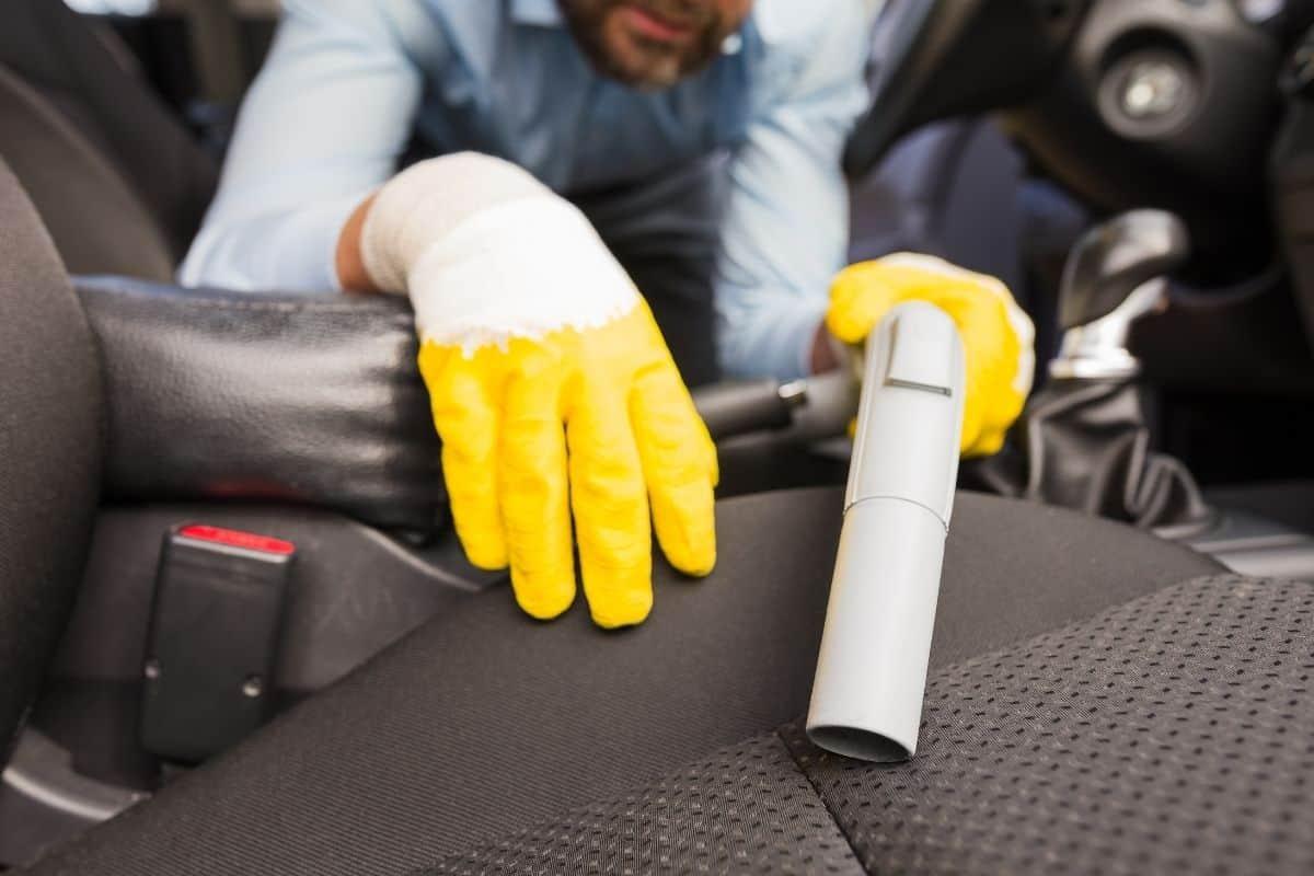 車用吸塵器缺點