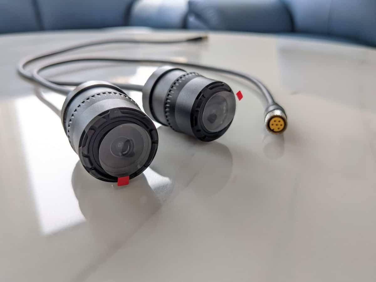飛樂M96防水鏡頭2
