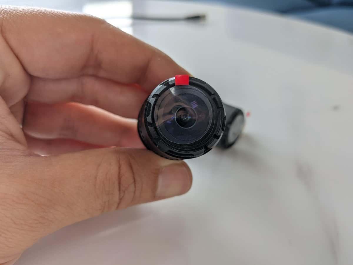 飛樂M96 1080 鏡頭