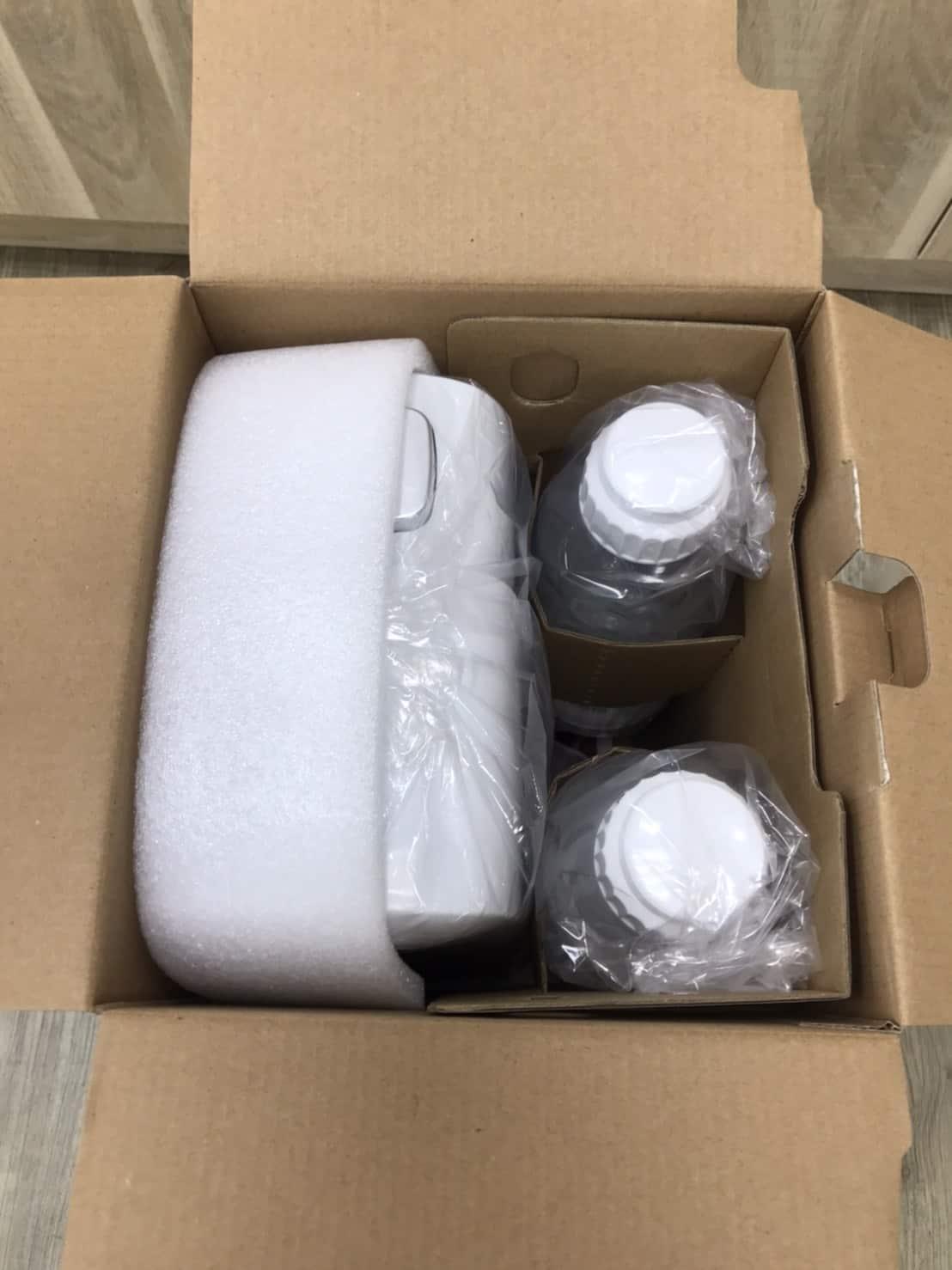 鍋寶氣泡水機包裝