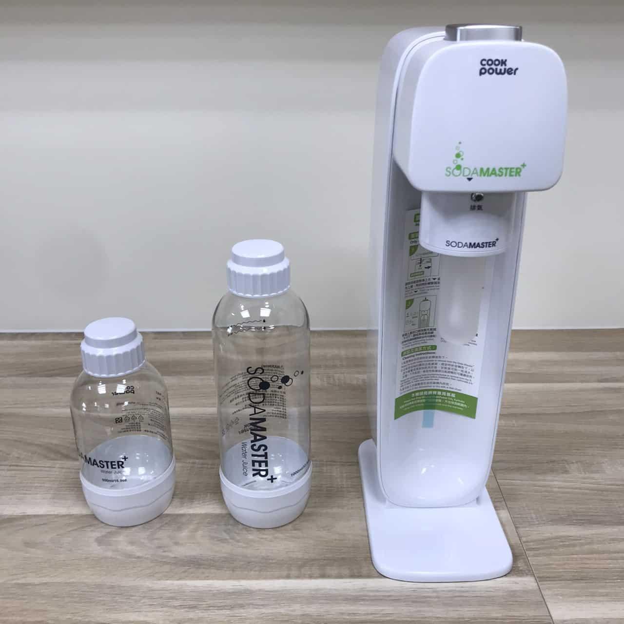 鍋寶氣泡水機本體