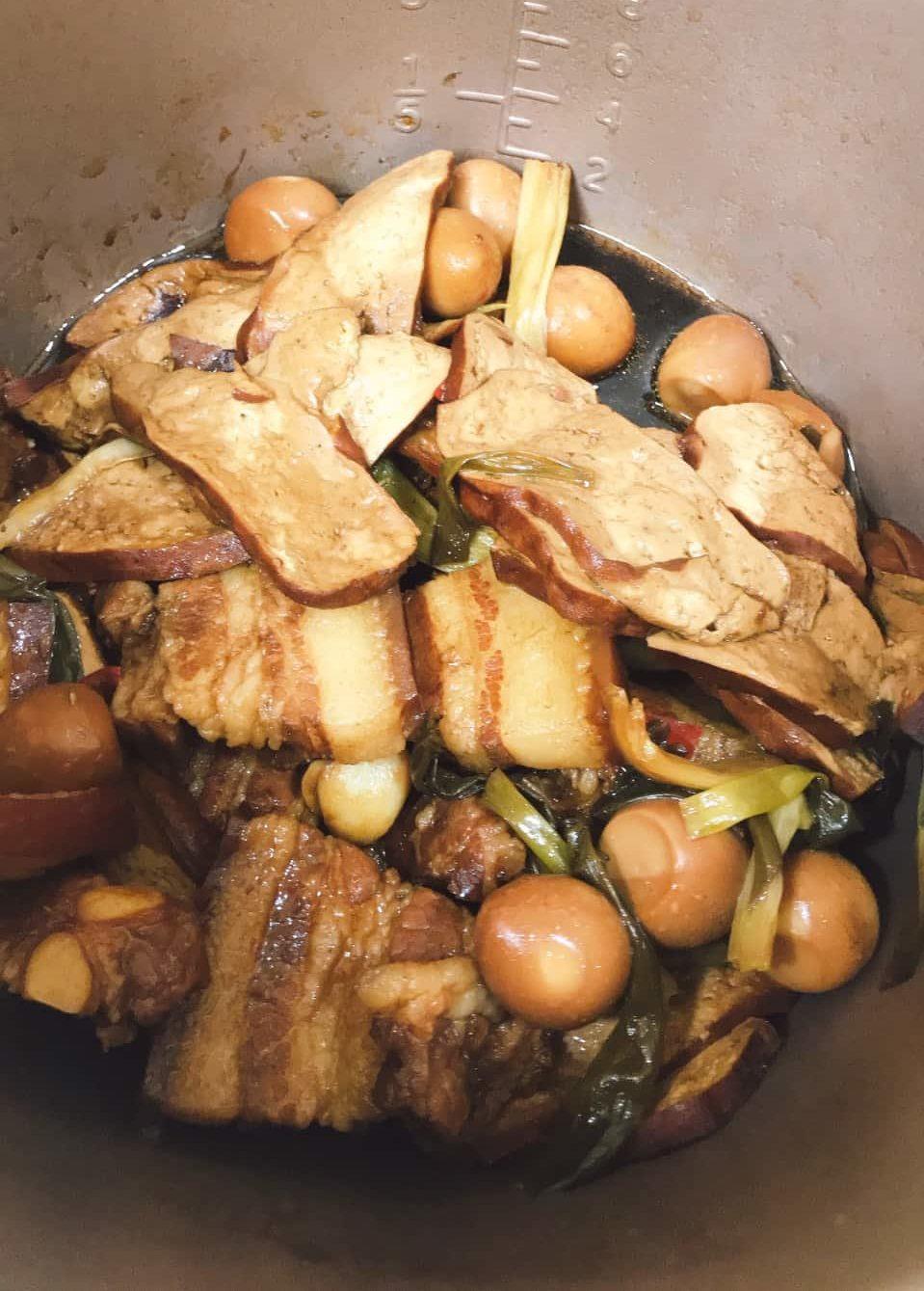 鍋寶萬用壓力鍋料理