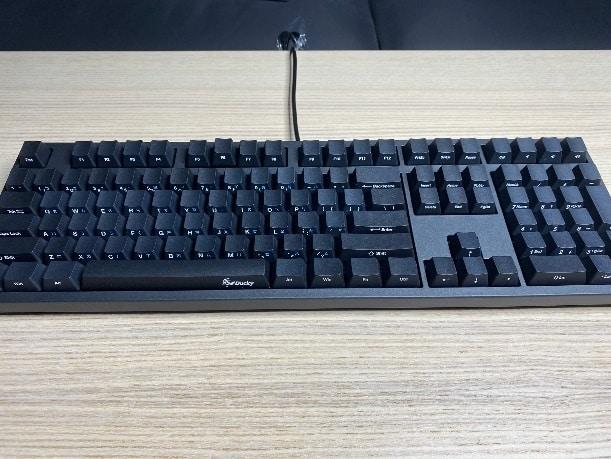 Zero-3108機械鍵盤-使用視角側印鑑帽
