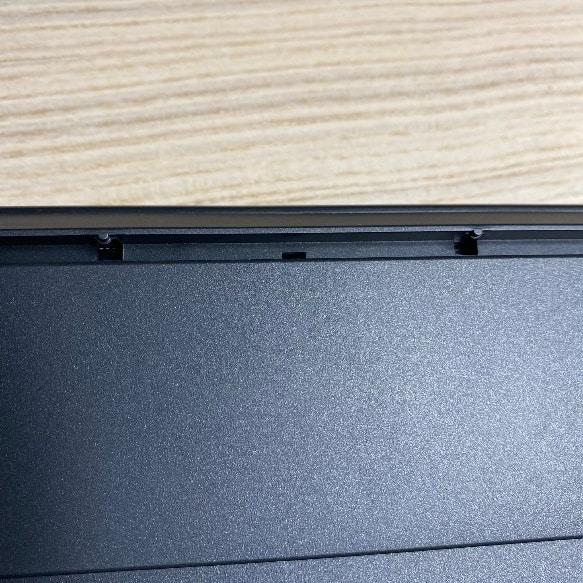 Zero-3108機械鍵盤-整線槽